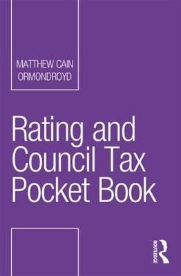 Rating and Council Tax book cover